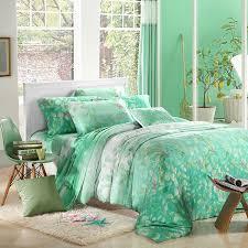 queen mint green comforter set