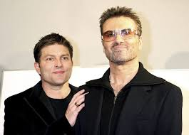 george michael and anselmo feleppa. Perfect George TOKYO JAPAN  DECEMBER 15 British Pop Star George Michael And His Partner  Kenny Intended And Anselmo Feleppa H