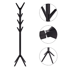 Stand Coat Rack Costway Rakuten Costway Coat Rack Tree Stand Clothes Holder Hat 62