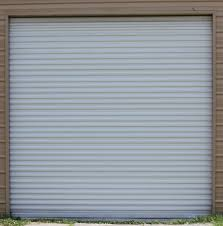 white garage door texture. Modern White Roll Up Door Garage Texture