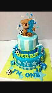 Baby 1st Birthday Cakes Boy Baby Boy 1st Birthday Cake Media Cache