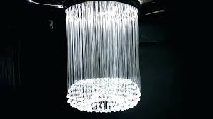 chandeliers from china home improvement fiber optic chandelier chandeliers remote control hotel lobby for crystal