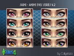 saimi anime eyes series v2