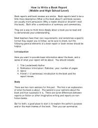 Book Report Outline College Level Book Report Template High School 7 Expense Format Non