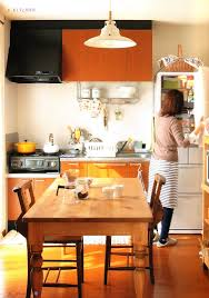 Kitchens For Small Flats Japanese Kitchen I Love The Three Decker Dish Rack And The Small