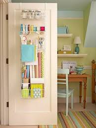 Home organizers for interior doors, small storage ideas to maximize space  in small rooms