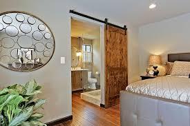 bedrooms stunning bedroom with rustic barn sliding door and modern luxury bedroom also modern table