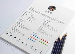 Attractive Resume Template Free Download Resumekraft