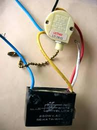 wiring a ceiling fan with 3 wires ceiling fan capacitor wiring diagram 3 sd fan switch