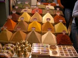 herbs and spices store. Simple And Istanbul Spice Market With Herbs And Spices Store T