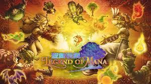 聖 剣 伝説 legend of mana