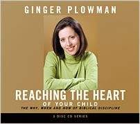Reaching The Heart Of Your Child Ginger Plowman