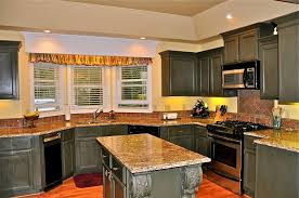 How To Cover Kitchen Cabinets Kitchen Cabinets 46 Dark Colored Cabinets In Kitchen Update Dark
