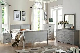 Grey Bedroom With Black Furniture Furniture Bedroom ...
