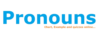 Pronoun Guide About 8 Types Of Pronouns With Chart And