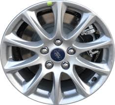 2010 Ford Fusion Bolt Pattern