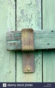 full image for locksing sliding door stock photo close up image of old barn door lock