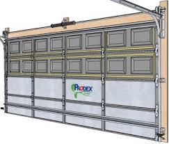 garage door installInstalling Prodex Garage Door Insulation
