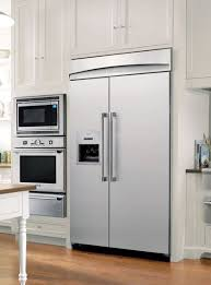 thermador wall heater. thermador kitchen gallery : refrigerator in traditional white wall heater o