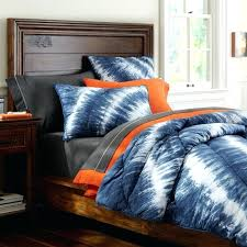 blue tie dye bedding blue and white tie dye bedding