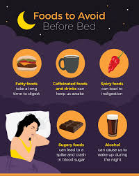 The more you drink, the longer you'll stay awake. What To Eat Before You Go To Sleep Fix Com