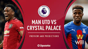 Complete overview of manchester united vs west ham united (efl cup) including video west ham united. Man Utd Vs Palace Live Stream Watch Today S Premier League Game Online