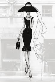 12 Stunning Fashion Sketches By Hayden Williams
