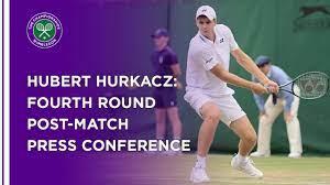 Hubert Hurkacz warns he won't be ...