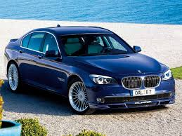 Make The Ride With Stunning BMW Alpina B7