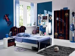 Single Bedroom Decoration Kids Room Boys Bedroom For Fc Barcelona Fans With Single Sized