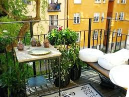 Balcony Decoration Ideas Awesome Small Apartment Patio Decorating