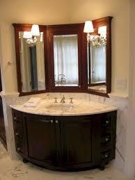 Image Modern Farmhouse Pinterest 25 Lovely Corner Bathroom Sink Ideas For Small Bathroom