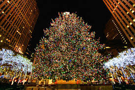 Christmas time in New York - PassionRead