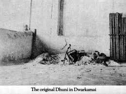 Image result for images of shirdisaibaba asking dakshina