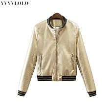 2017 spring new brand women er jacket womens leather jacket metal color single ted female jq 9063 denim jacket jackets for women from eventswedding