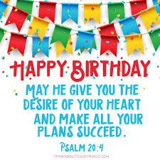 Happy Birthday Bible Verses For Boyfriend 15 Best Happy Birthday