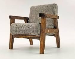 Image Diy Dollhouse Dollhouse Miniature Furniture Modern Sofa Couch Chair 112 Scale Amazoncom Dollhouse Miniatures Furniture Etsy