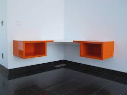 build floating corner desk plans diy