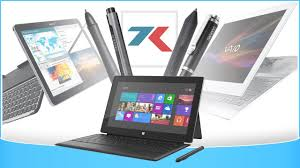 can the latest tablet pc draw as a wacom pen display