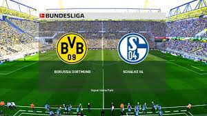 Bundesliga Returns - Borussia Dortmund vs Schalke - PES 2020 - YouTube