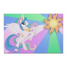 <b>Холст 20</b>×<b>30</b> Princess Celestia Color Line #2304274 от ...