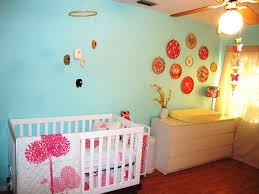 Bedroom 32 Brilliant Decorating Ideas For Small Baby Nursery Diy Baby Room Decorating Ideas
