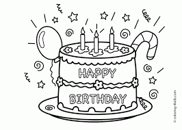 Enjoy them and make someone special to you feel even more special. Free Birthday Coloring Pages For Grandpa Coloring Home