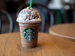 Light Coffee Drinks At Starbucks Listing Of Calories In Starbucks Drinks