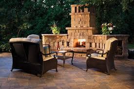 beautiful outdoor stone fireplace outdoor fireplace diy