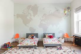 Science Wallpaper Bedroom An Unfussy Brooklyn Townhouse Remodel From Architect Elizabeth