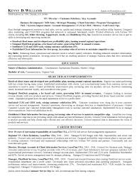 B2b Sales Resumes Resume B2b Sales Resume