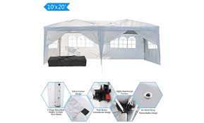 wedding party tent folding canopy
