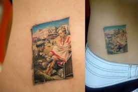 лучшие татуировки по версии Moscow Tattoo Week 2015 Funtattooru