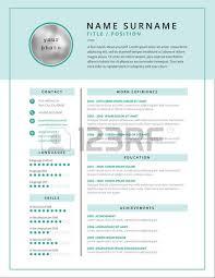 Medical Cv Resume Template Example Design For Doctors White